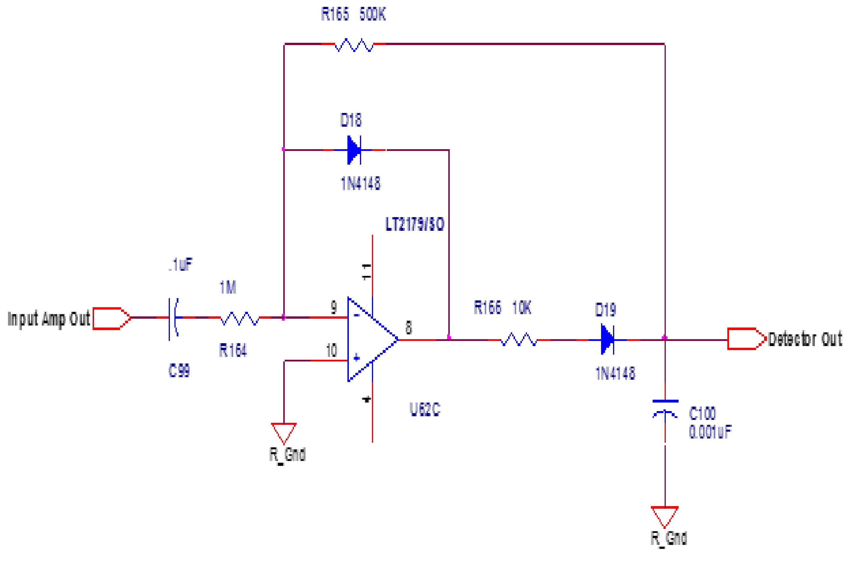Sonar 2 Circuit Description Bob Rowland Electronics Figure 1 Envelope Detector 4